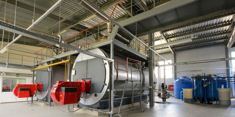 Автономная газификация для производственных помещений с котельной от 1000 кВт
