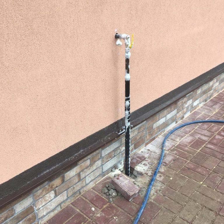Автономная газификация дома 150 кв/м для постоянного проживания